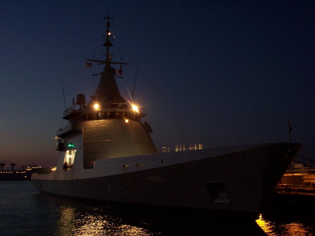 DCNS' 'Gowind' class of corvettes