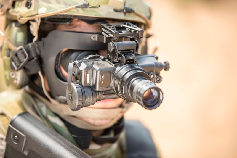Meprolight's Boxer handheld/head mounted observation device