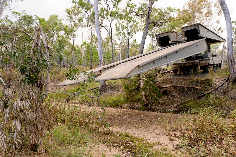 KMW Leguan tank