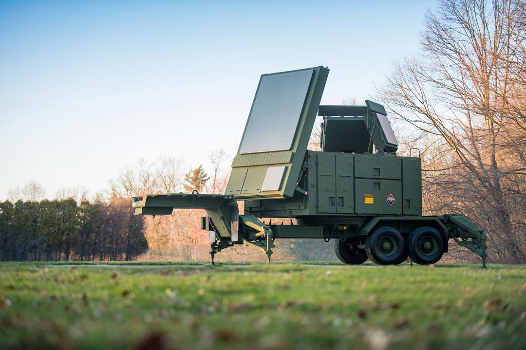 AN/MPQ-65 radar
