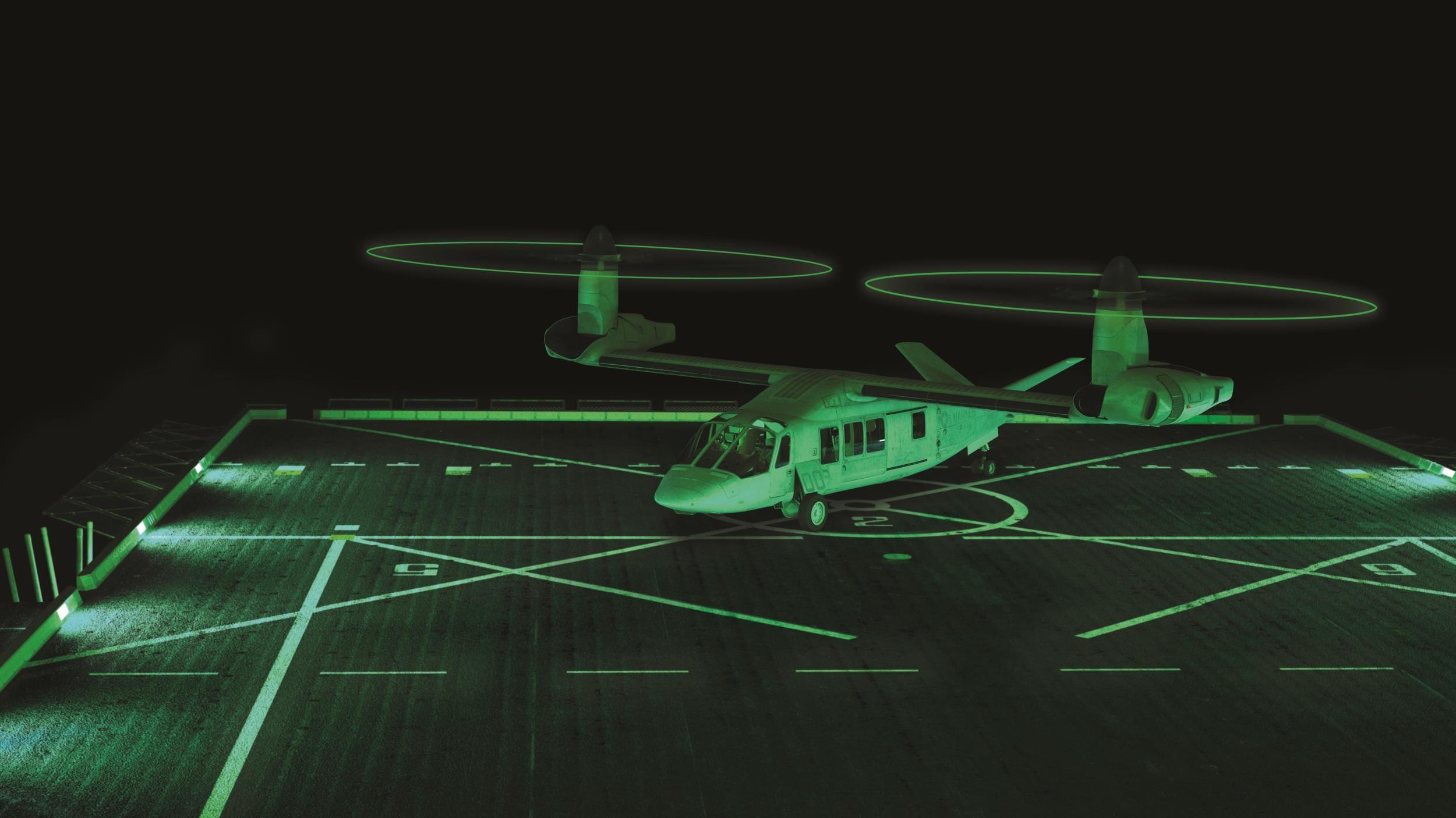 FLRAA Bell V-280 Valor