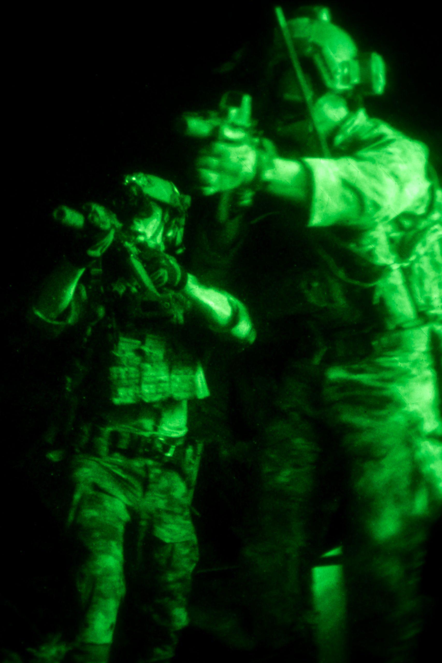 Cobra Gold 20: Royal Thai, US Special Forces conduct night raid