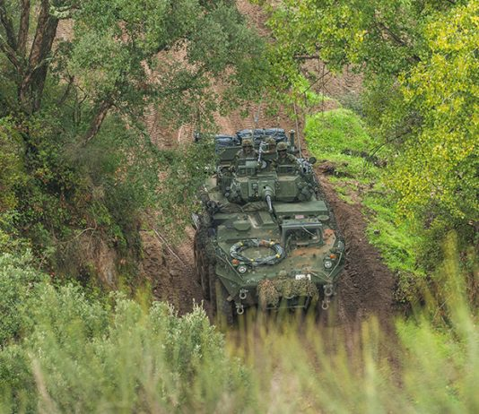 General Dynamics Light Armoured Vehicle