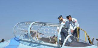 Myanmar Yak-130