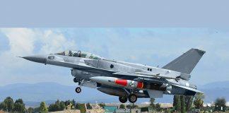 ROCKS-on-F-16