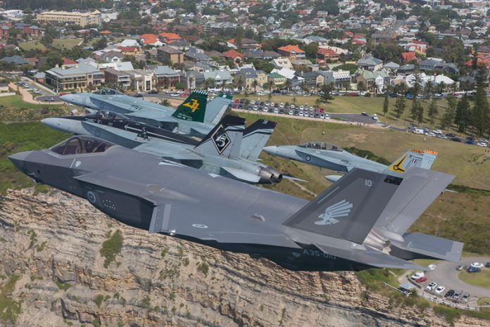 Raaf-F-35A