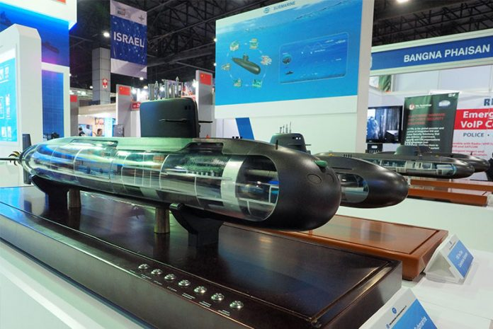Thai-Submarine