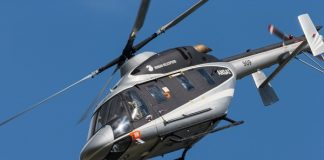 Ansat Helicopter