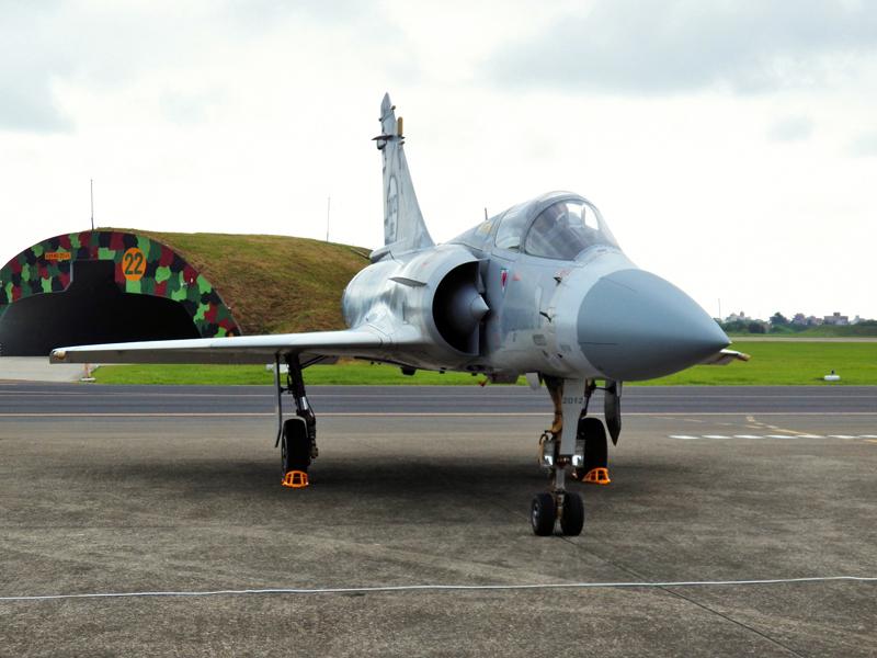 ROCAF's Mirage 2000