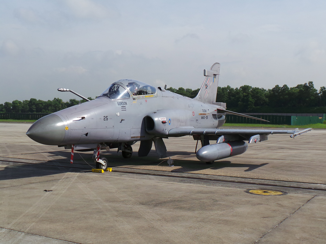 Royal Malaysian Air Force's Hawk Mk.108/208 fleet