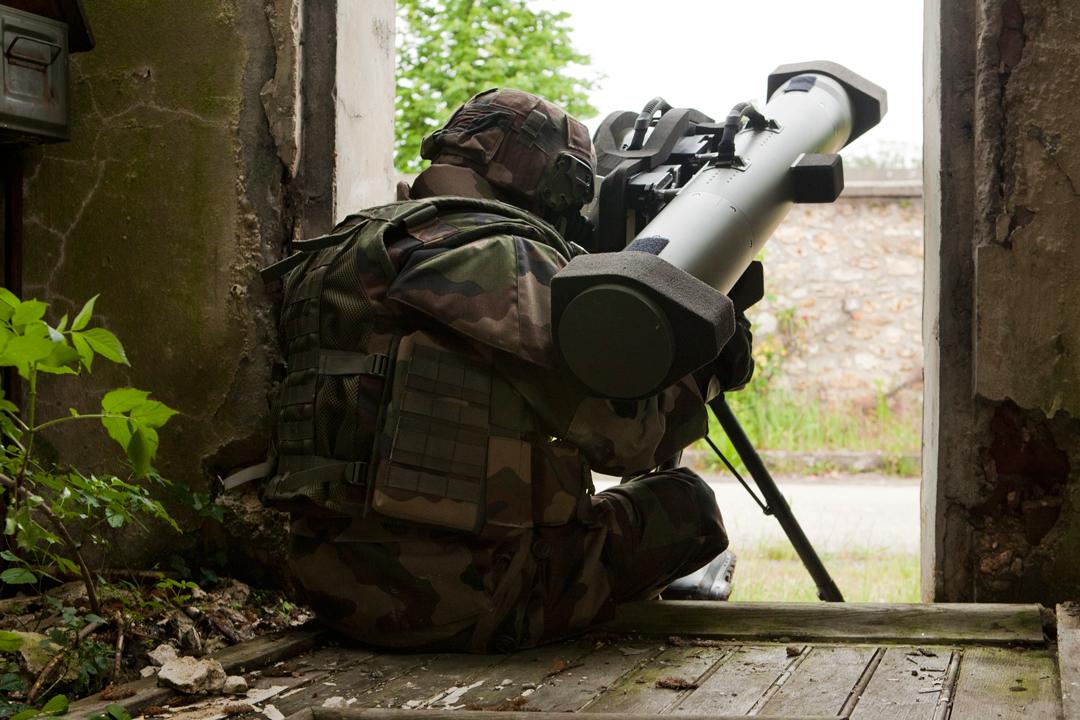 MBDA's MMP missile