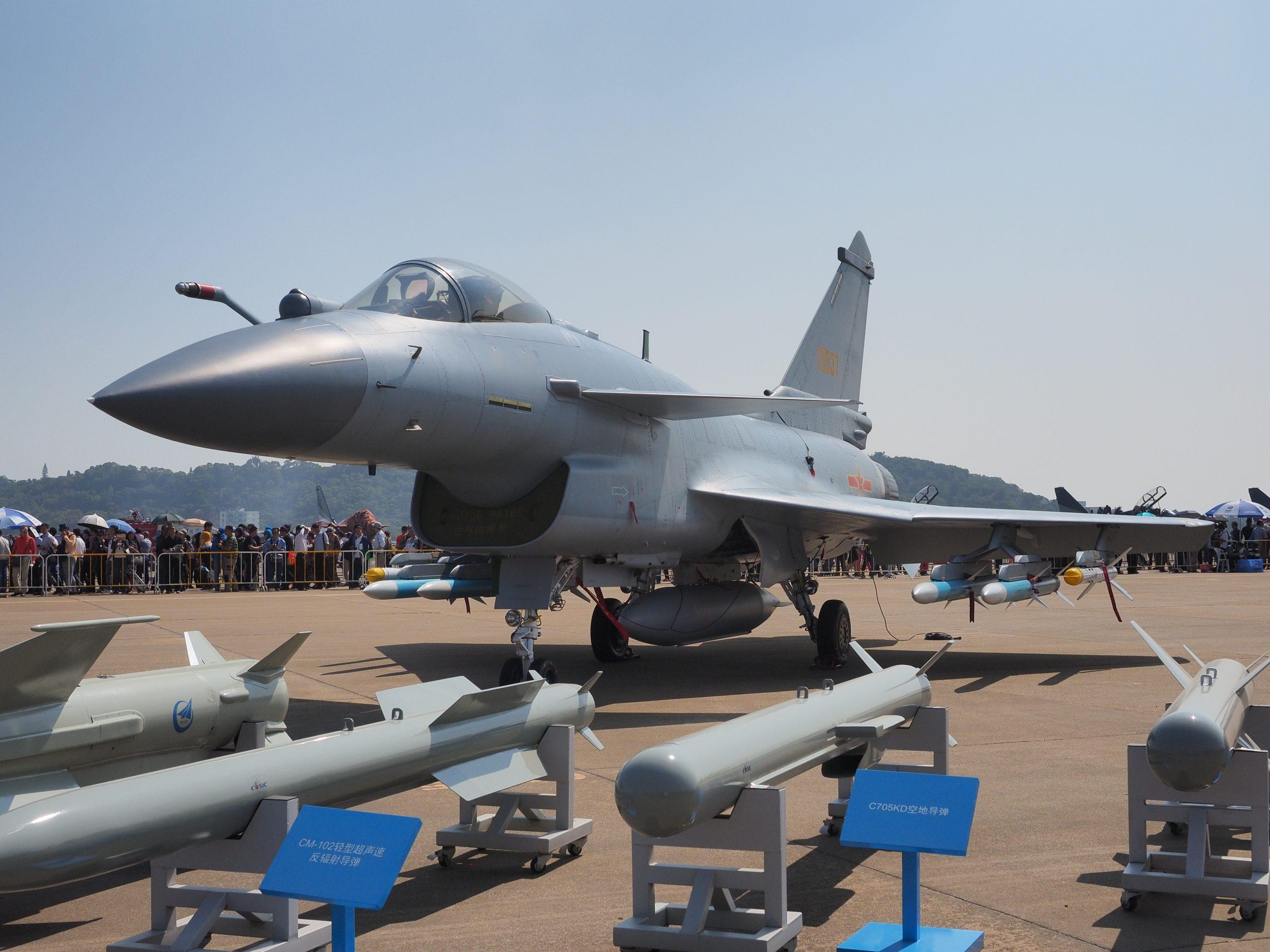 Chengdu J-10C