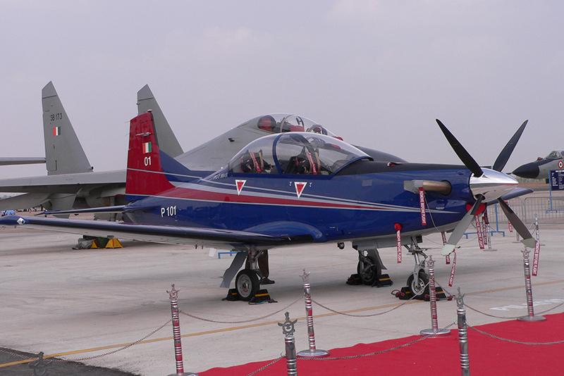 Trainer-IAF-PC-7