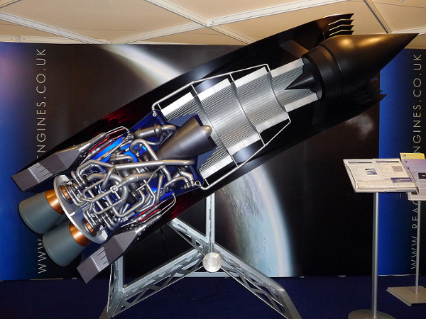 Sabre-Reaction-Engines