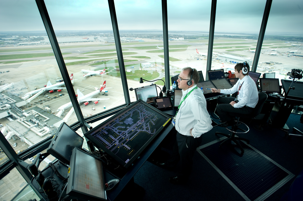Barrett provides HF radio for air traffic control towers