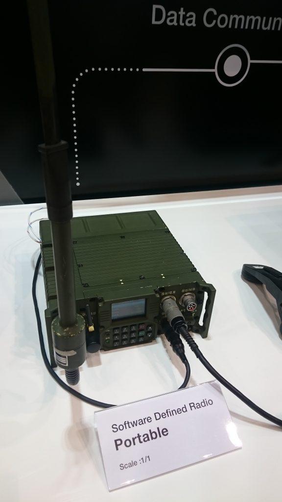 SDR-H handheld