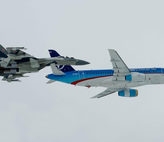 Sukhoi-Aircraft