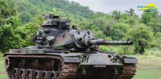 M-60A3-Thailand-Army-1
