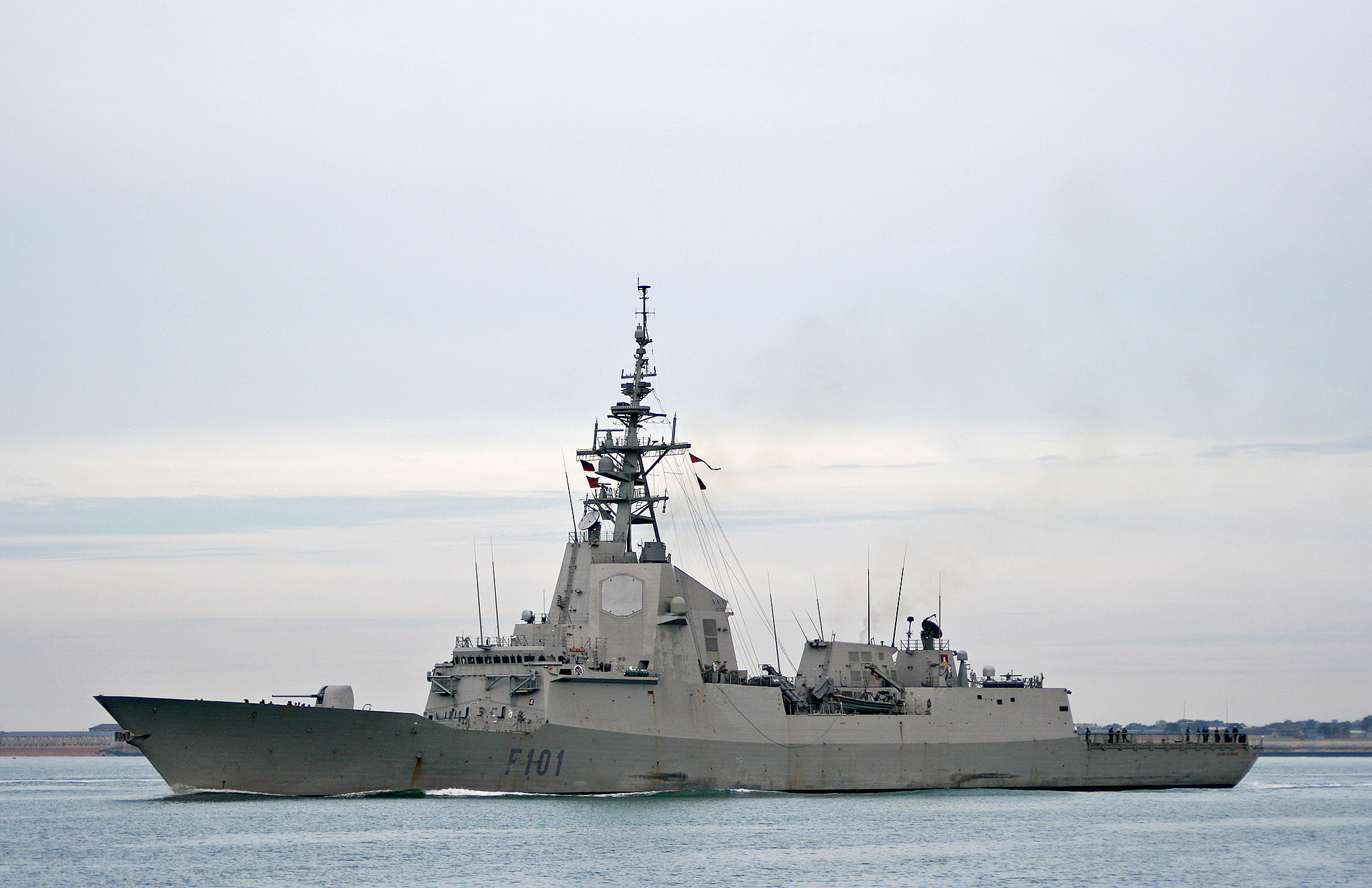 'Hobart' class destroyer