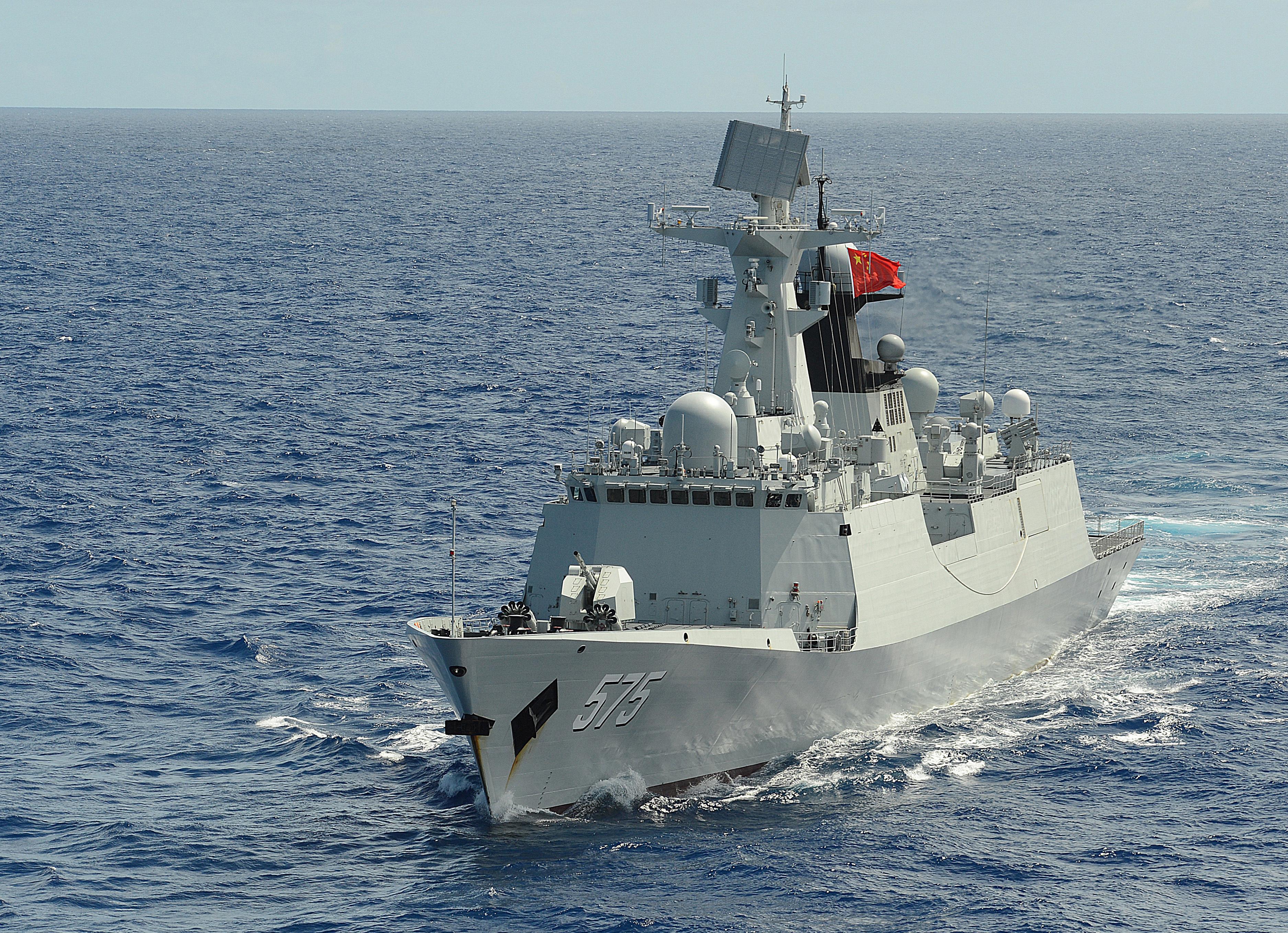'Type 54/Jiangkai II' class frigates