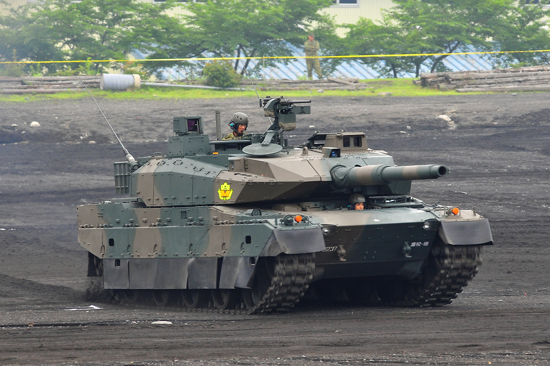Japan's Type-10