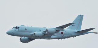 AMR Kauchak Kawasaki JMSDF P-1