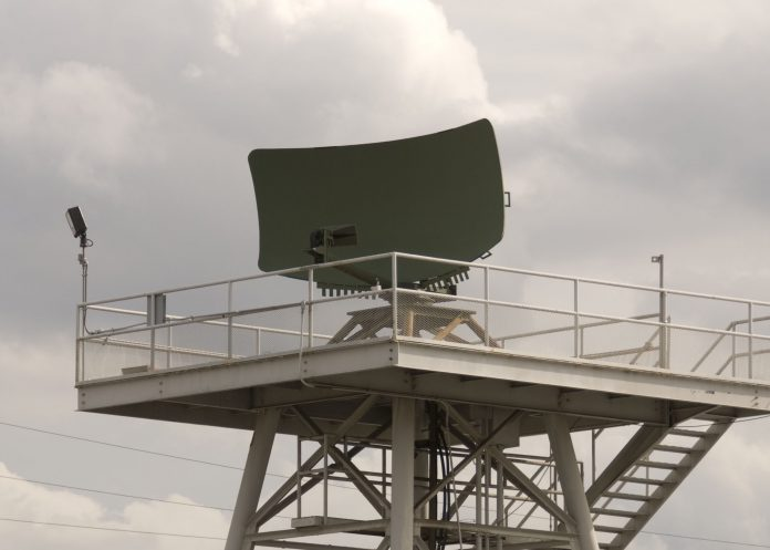 traffic control radar harris
