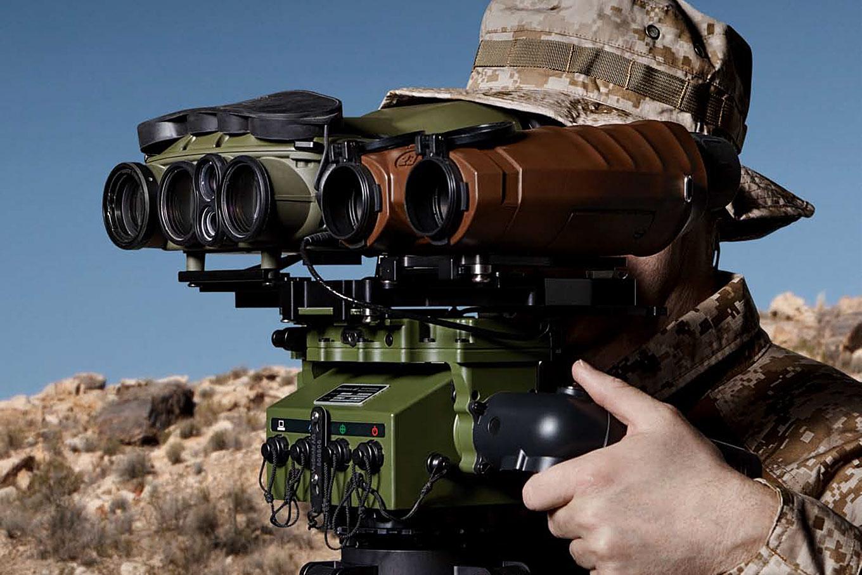 artillery forward observer