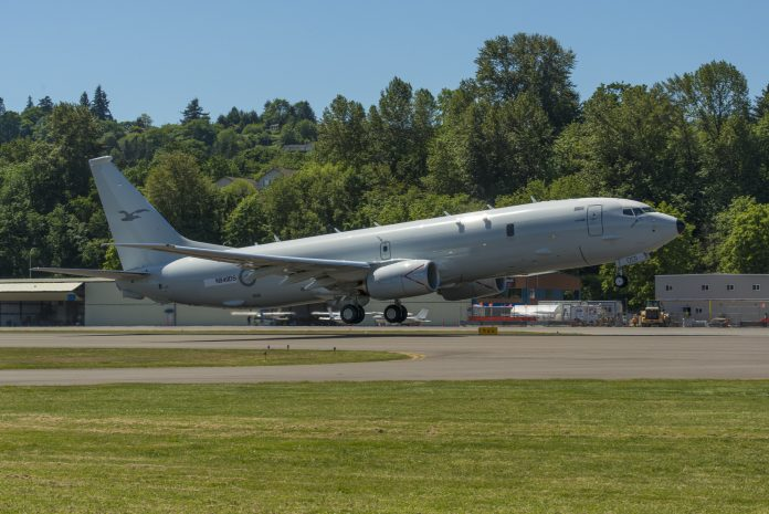 Boeing P-8A