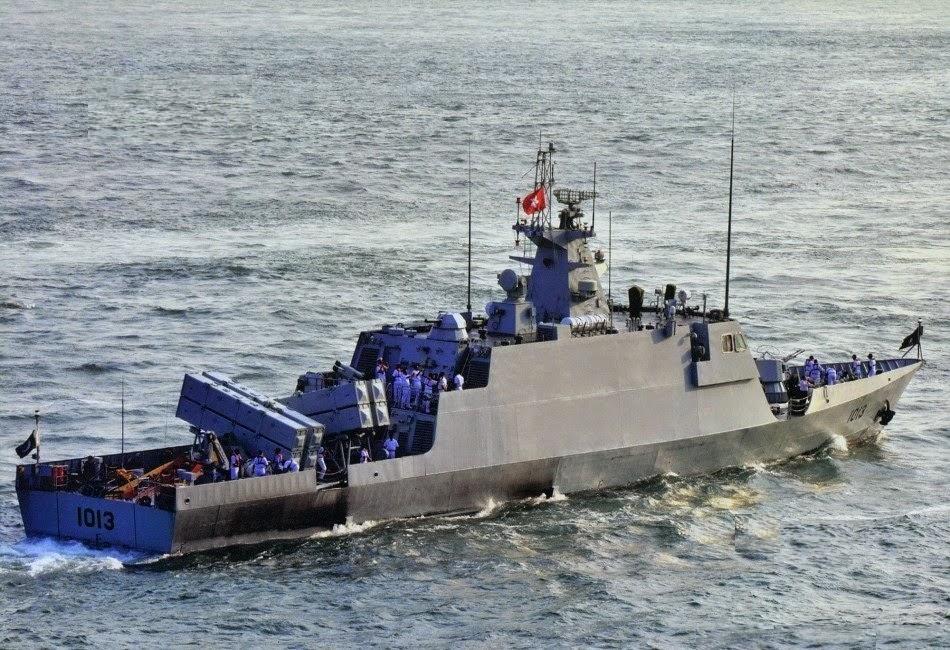 The Pakistan Navy