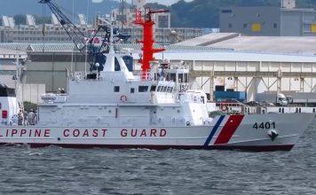 Offshore Patrol Vessel BRP Tubbataha
