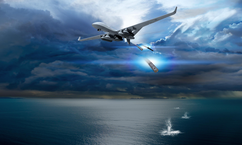 General Atomics is marketing the MQ-1B Predator UAV
