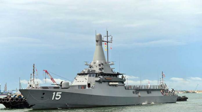 corvette for the Republic of Singapore Navy