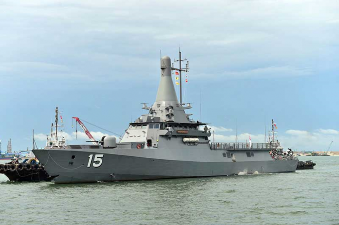 corvette for the Republic of Singapore Navy