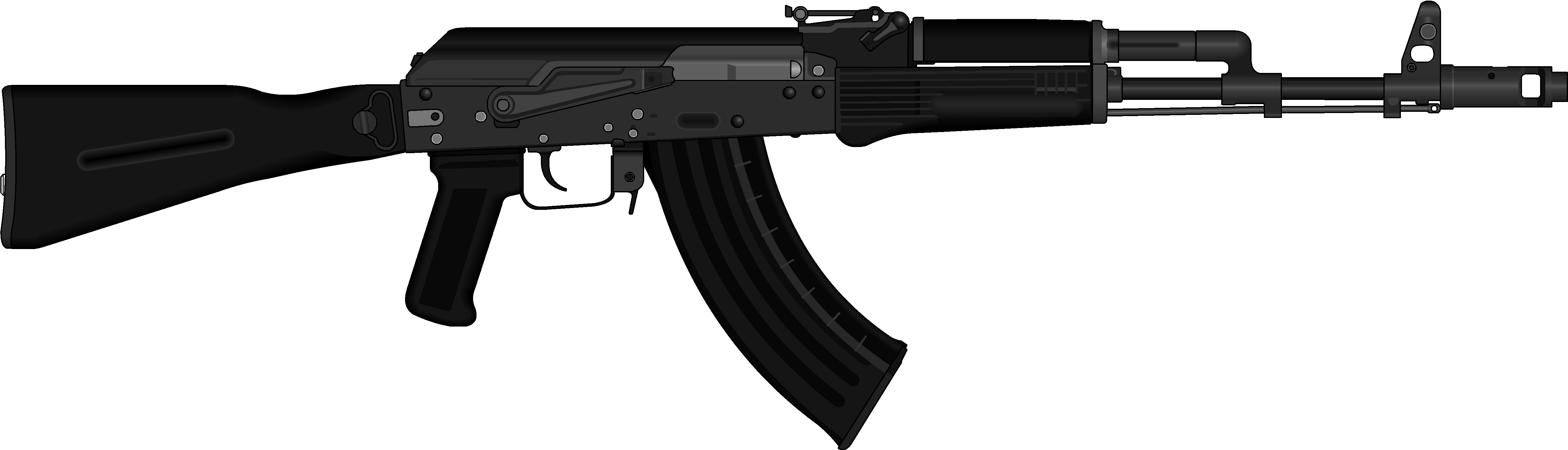 Kalashnikov's AK-103 assault rifle