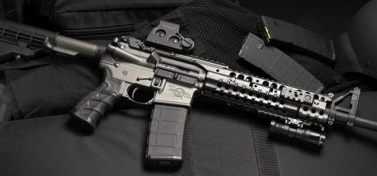 OFB's new 7.62mm assault rifle