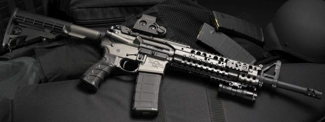 OFB's new 7.62mm assault rifle