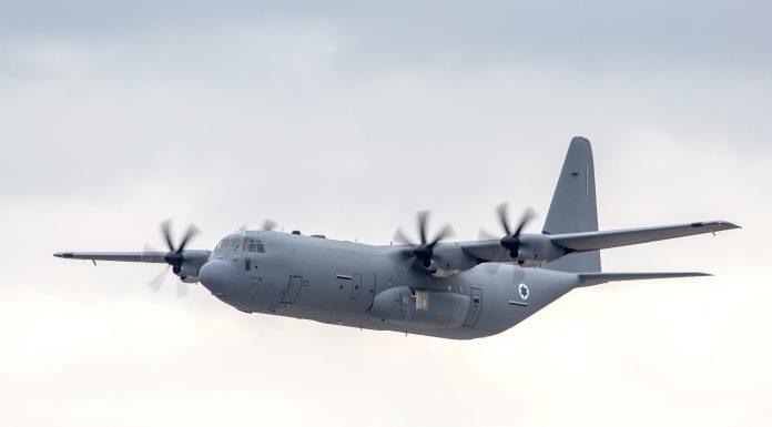 Lockheed Martin C-130H