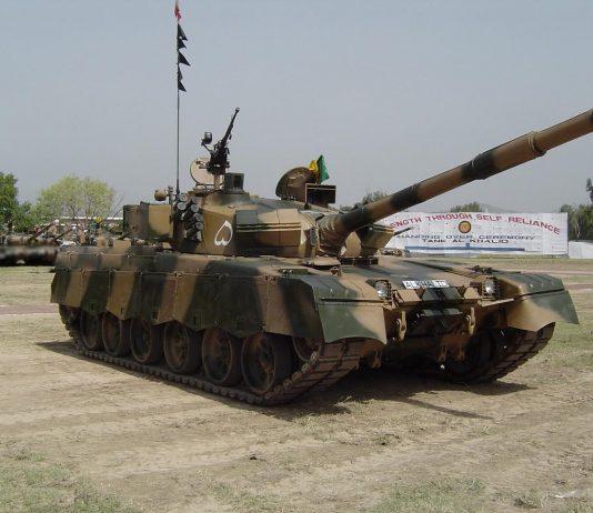 VT-4 MBTs