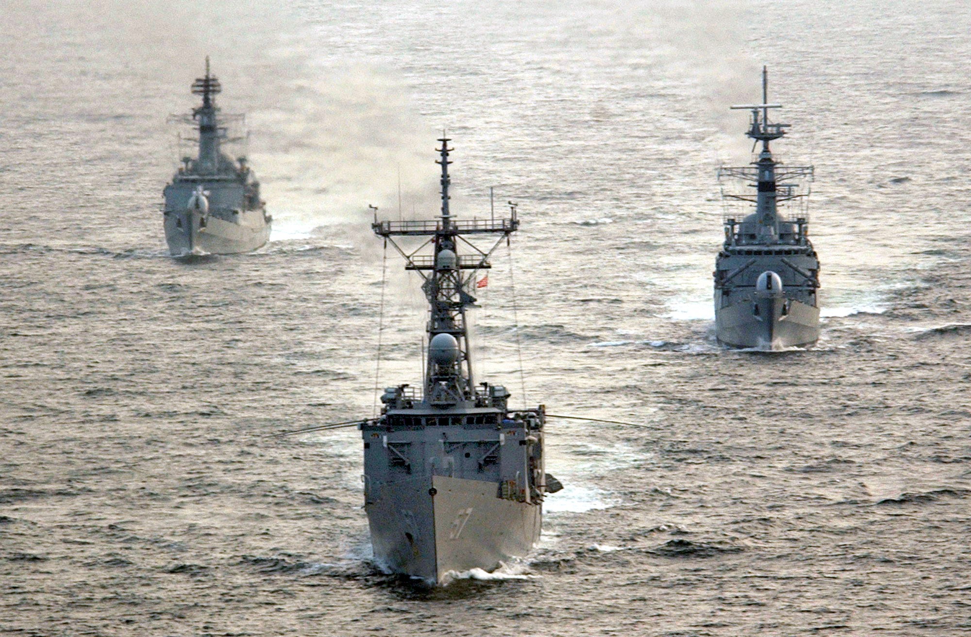 Pakistan navy vessels