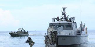 Marine personnel Philippines