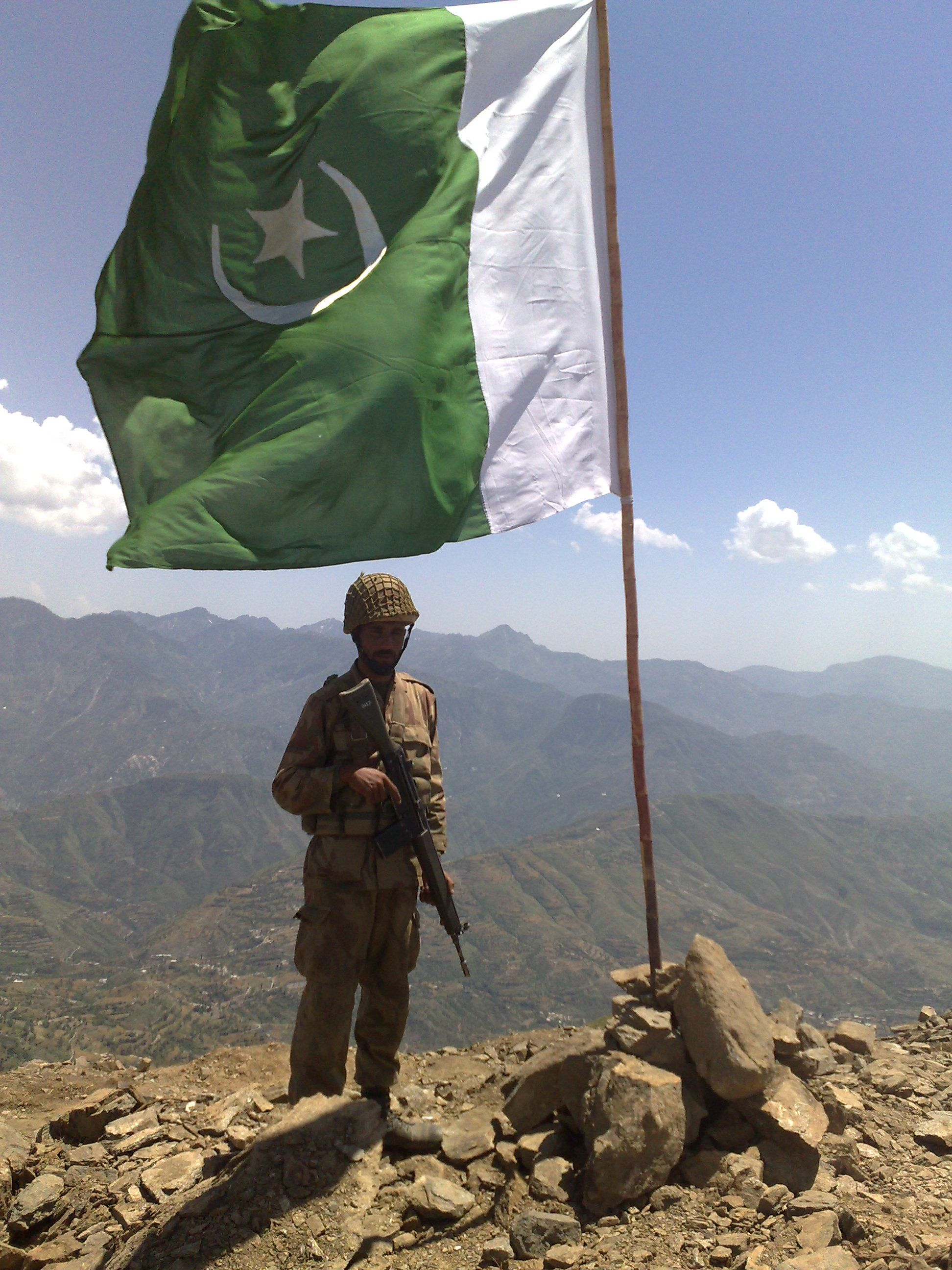 Pakistani Army operations