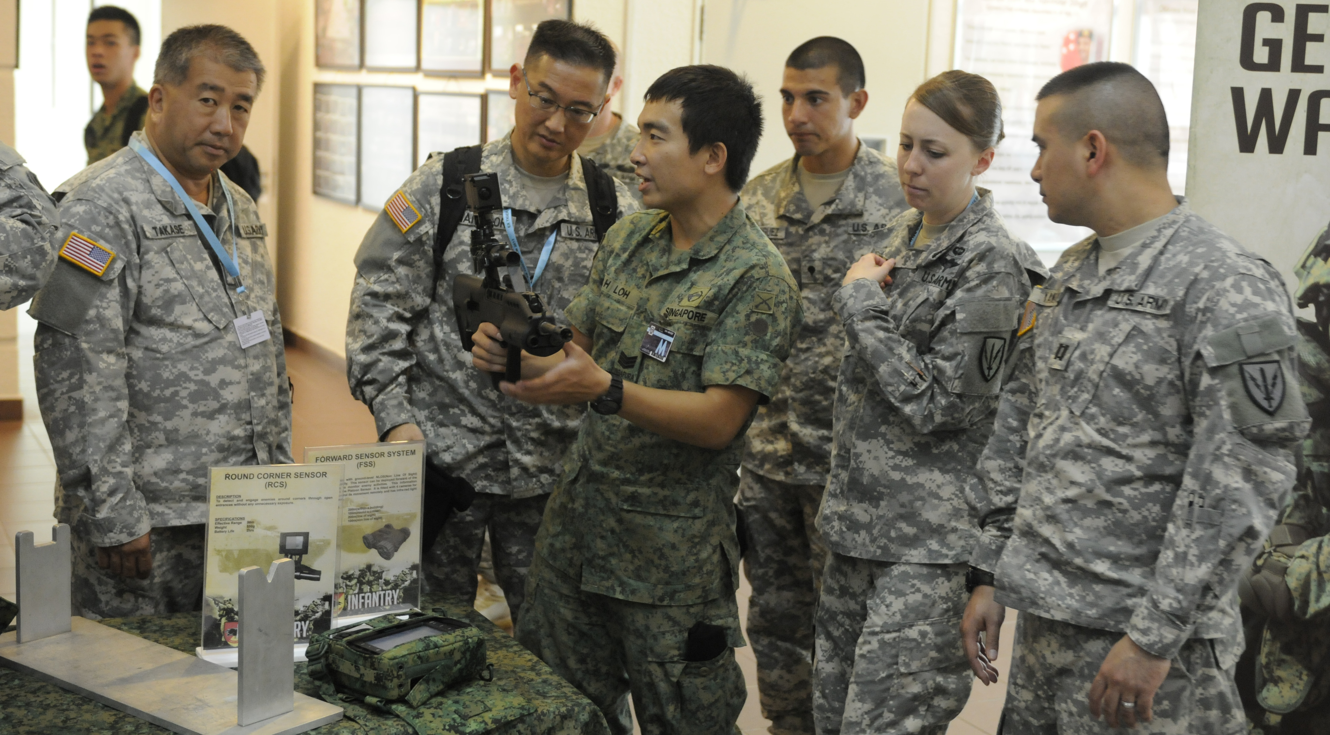 Singapore-US military relations