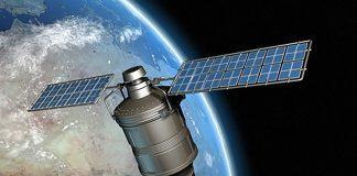 The Indian Navy's GSAT-7 satellite. (ISRO)