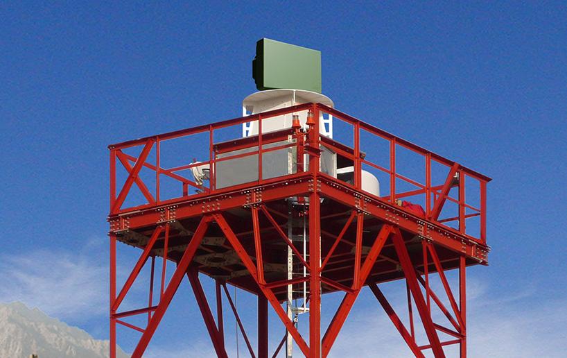 SPEXER-2000 coastal surveillance radars