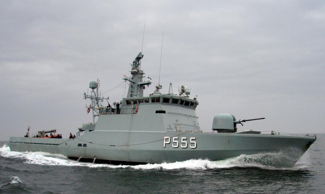 'Flyvefisken' class ships