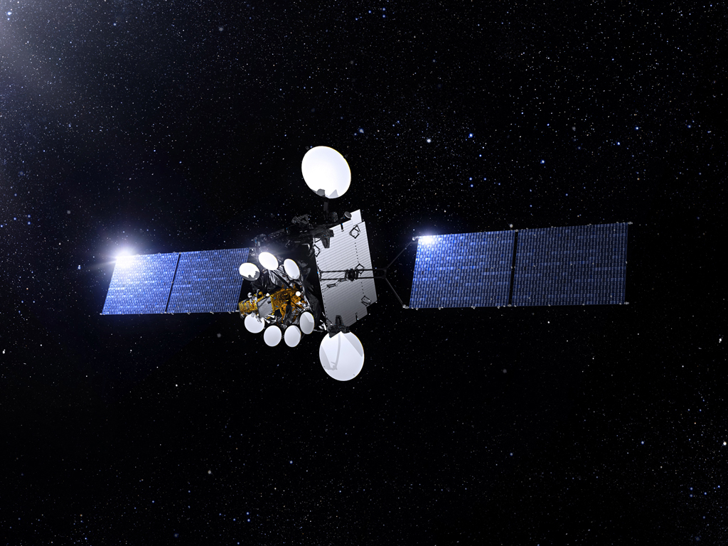 ATHENA-FIDUS satellite