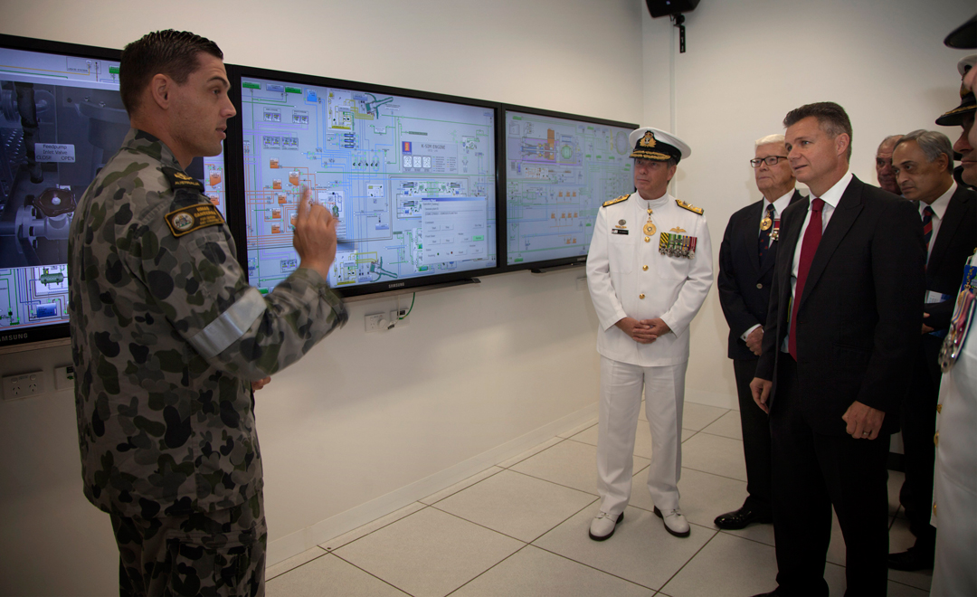 Navy Training Systems Centre