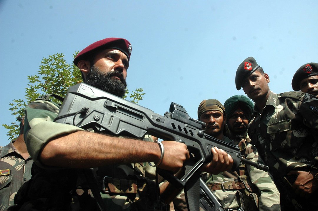 The Indian Army's BMS programme