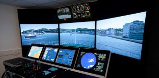 ship bridge simulation systems